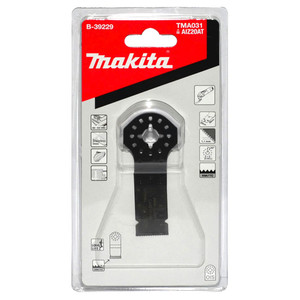 Makita 20mm x 30mm Plunge Cut Multi-Tool Saw Blade - Stainless Steel