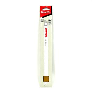 Makita 260mm Bi-Metal Jigsaw Blades - Wood with Nails/Metal 10-14TPI - 5 Pack