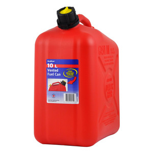 Sceptor 10L Red Vented Fuel Can - FUE5390
