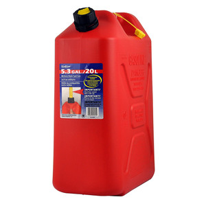 Sceptor 20L Red Vented Fuel Can - FUE5628