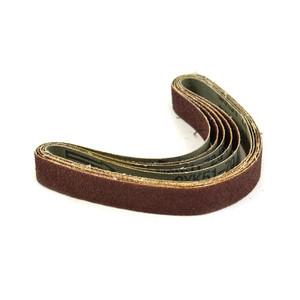 20mm x 520mm 60 Grit Sanding Belt - 5 Pack