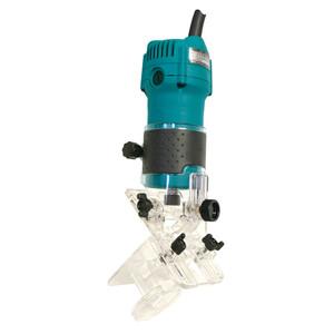 """Makita 530W 1/4""""/6.35mm Laminate Trimmer - 3710"""