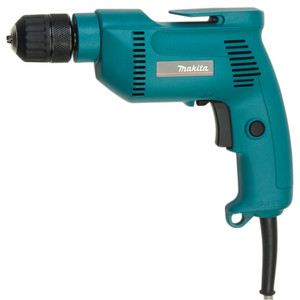 Makita 530W 10mm Variable Speed Drill - 10mm Chuck - 6408