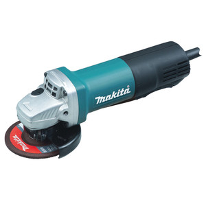 """Makita 840W 100mm(4"""") Angle Grinder With Paddle Switch- 9556PB"""