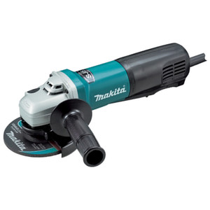 """Makita 1400W 125mm(5"""") Angle Grinder With Paddle Switch - 9565PC"""