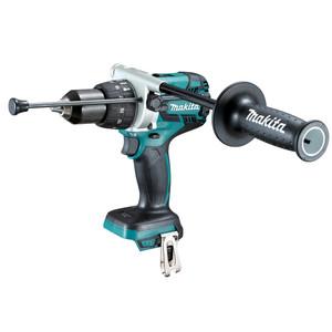 Makita 18V Brushless Heavy Duty Hammer Drill Driver 'Skin' - Tool Only - DHP481Z