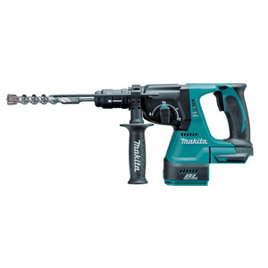 Makita 18V 3 Mode Brushless Rotary Hammer 'Skin' with Removable Chuck - Tool Only - DHR243Z
