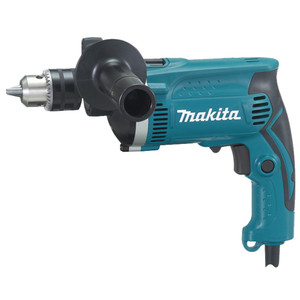 Makita 710W 13mm Hammer Drill - 13mm Chuck - HP1630K