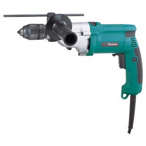 Makita 720W 20mm 2 Speed Hammer Drill - 13mm Chuck - HP2051H