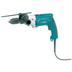 Makita 1010W 20mm 2 Speed Hammer Drill - 13mm Chuck - HP2071F