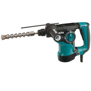 Makita 800W 28mm SDS Plus Type Shank 3 Mode Rotary Hammer - HR2811FT