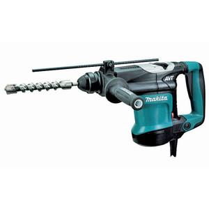 Makita 850W 32mm SDS Plus Type Shank Anti Vibration 3 Mode Rotary Hammer - HR3210C