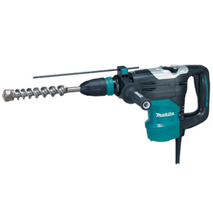 Makita 1100W 40mm SDS Max Type Shank Rotary Hammer - HR4003C