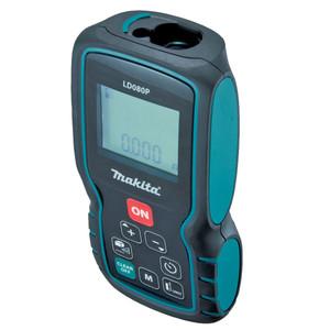 Makita Laser Distance Measurer - 80m Max - LD080P