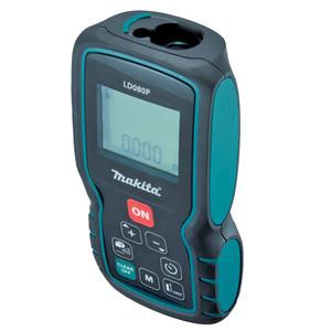 Makita Laser Distance Measurer - 80m Max - LD080PI