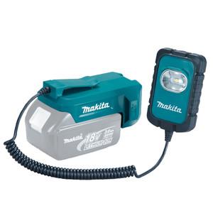 Makita 14.4V & 18V LED Hand Held Light 'Skin' - Tool Only - BML803
