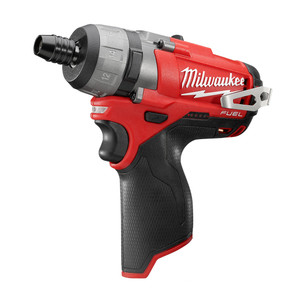 """Milwaukee 12V FUEL 1/4"""" Hex Compact 2-Speed Screwdriver 'Skin' - Tool Only - M12CD-0"""