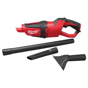 Milwaukee 12V Cordless Compact Vacuum 'Skin' - Tool Only - M12HV-0