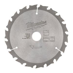 Milwaukee 140mm x 20mm Circular Saw Blade To Suit M12CCS44-0