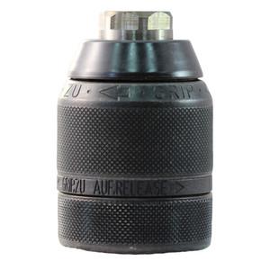 "Milwaukee 1.5mm-13mm Metal Keyless Chuck - 1/2"" x 20 Thread"