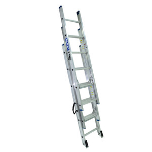 Bailey 2m - 4.15m Aluminium Triple Extension Ladder 135kg Rated - FS13557