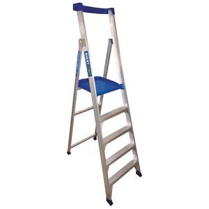 Bailey 1.5m 5 Step Platform Ladder P150 - 150kg Rated - FS13582