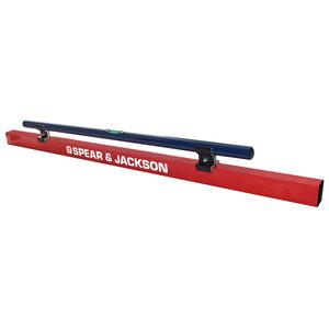 Spear & Jackson 1500mm Aluminium Concrete Screed - SJ-SC15