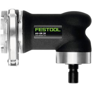Festool AU-DR 20 FastFix Large Right Angle Chuck Attachment