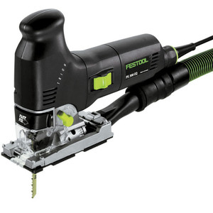 Festool PS 300 720 Watt TRION Barrel Grip Jigsaw