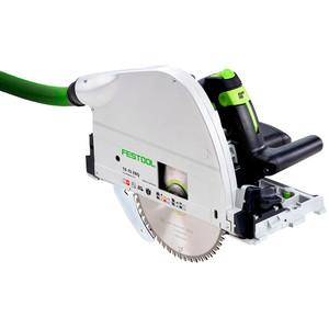 Festool TS 75 EBQ-Plus-FS 210mm 1600 Watt Plunge Cut Circular Saw with 1400mm Guide Rail - 561512