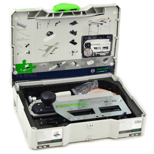 Festool FS-SYS/2 Guide Rail Accessory Starter Kit in Systainer