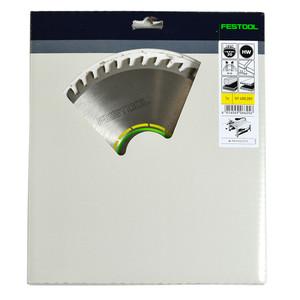Festool 225mm 48 Tooth Fine Wood Circular Saw Blade - 30.0mm Bore