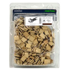 Festool 4mm x 20mm DOMINOs - Beech - 450 Pack