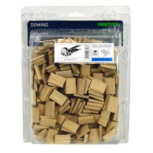 Festool 5mm x 30mm DOMINOs - Beech - 300 Pack