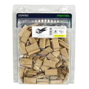 Festool 6mm x 40mm DOMINOs - Beech - 190 Pack