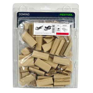 Festool 10mm x 50mm DOMINOs - Beech - 85 Pack