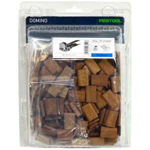 Festool 5mm x 30mm DOMINOs - Hardwood - 300 Pack