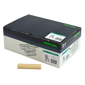 Festool 14mm x 100mm DOMINOs XL - Beech - 80 Pack