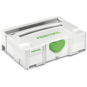 Festool SYS 1 T-Loc Systainer Storage Box Without Insert