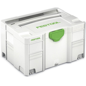 Festool SYS 3 T-Loc Systainer Storage Box Without Insert