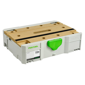 Festool SYS 1 T-Loc Systainer with MFT Timber Lid