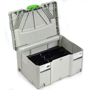 Festool SYS 3 T-Loc Systainer suit 150mm Abrasives
