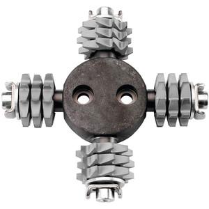 Festool 80mm Tungsten-Carbide Machine/Tool Head with Flat-Form Teeth