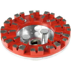Festool 150mm Abrasive Diamond Tool Head - Smooth
