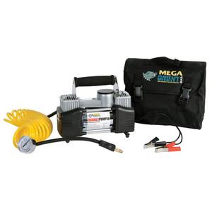 Mega Grunt 12V 85L/M Twin Cylinder Air Compressor - GC400