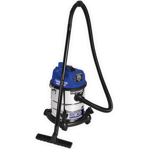 Kincrome Wet & Dry Garage Vacuum 20L 240V/1250W - KP702