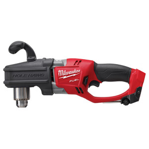 Milwaukee 18V Brushless FUEL Hole Hawg Right Angle Drill 'Skin' - Tool Only - M18CRAD-0
