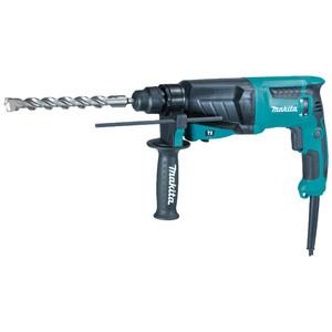 Makita 800 Watt 3 mode SDS-Plus Rotary Hammer - 26mm Capacity - HR2630