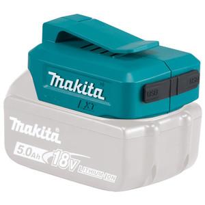 Makita 18 Volt USB Charging Adaptor - ADP05