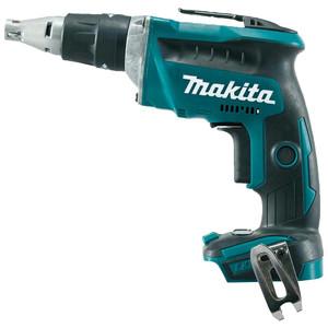 Makita 18 Volt Brushless Screwdriver 'Skin' - DFS452Z